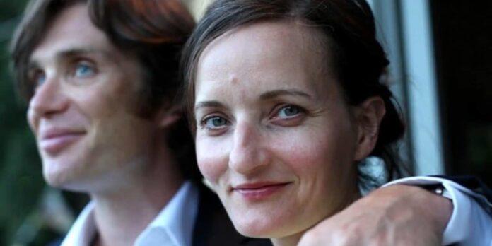 Cillian Murphy Wife Yvonne McGuinness